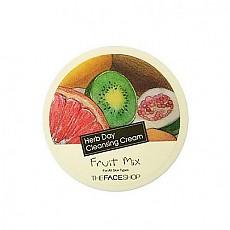 [The Face Shop]草本水果清潔卸妝霜150ml