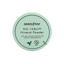 [Innisfree]控油礦物質散粉5g-定妝