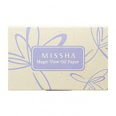 [Missha] Magic View Oil Paper100 sheets