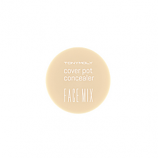 [ Tonymoly]FaceMix Cover Pot 遮瑕膏#2自然色 4g