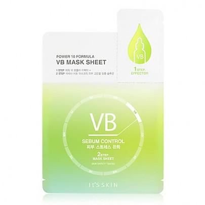 [ It's Skin] 能量10配方VB面膜1片 2ml+20ml