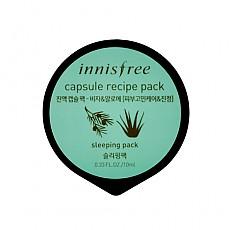 [Innisfree] Capsule recipe pack #Bija & Aloe 10ml