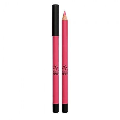 [3CE]纖細唇筆#優雅深紅粉色1.1g