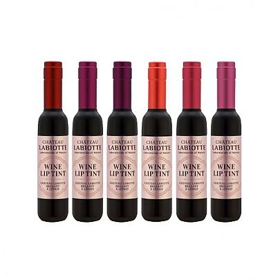 [LABIOTTE]葡萄酒醇果染色唇露 TINT CR01 珊瑚粉色 7g