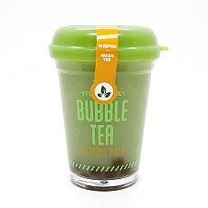 [Etude House]珍珠奶茶睡眠面膜-綠茶100g