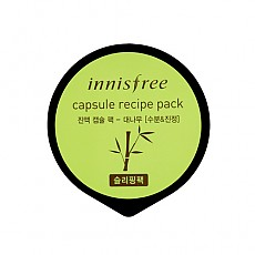 [Innisfree] Capsule recipe pack #bamboo 10ml