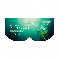 [Nature Republic] Aqua Collagen Solution Marine Hydro Gel Eye Cream Mask