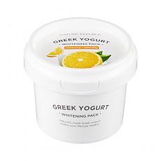 [Nature Republic] Greek Yogurt Pack #Orange (Whitening) 130ml