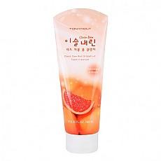 [Tonymoly]純植物水果洗面奶-紅葡萄柚180ml