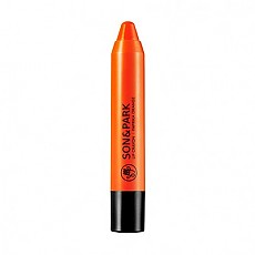 [SON&PARK]蠟筆唇膏口紅 #02 Paprika Orange