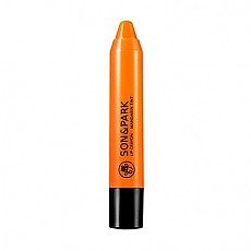 [SON&PARK]蠟筆唇膏口紅Lip Crayon #11 Mandarin Tint