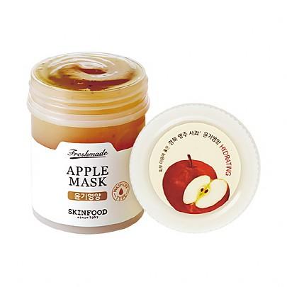 [Skinfood]清鮮果萃面膜-蘋果