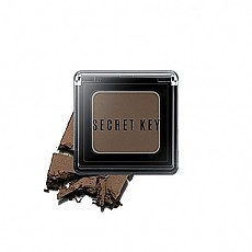 [SecretKey] Fitting Forever 單眼影 #06 SHADE 影子 (Ash Brown)