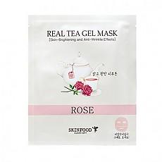 [Skinfood]花茶水凝膠面膜 玫瑰
