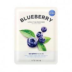 [It's Skin]新鮮活力面膜-藍莓