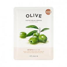 [It's Skin]新鮮活力面膜-橄欖