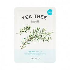 [It's Skin]新鮮活力面膜-茶樹