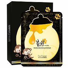 [PapaRecipe]黑色春雨蜂蜜蜂膠面膜黑盧卡