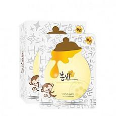 [PapaRecipe]春雨蜂蜜美白面膜10片装