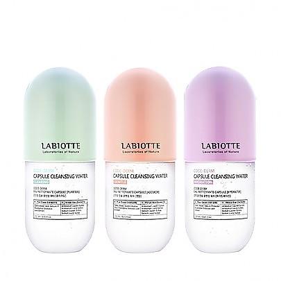 [LABIOTTE] 肌膚密碼膠囊卸妝水 #調節皮脂