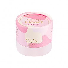 [Missha] Rolling Heart Ball Blusher #01 (Pink Meringue)