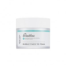 [Missha] Near Skin Dustless Bubble Pack To Foam 90g