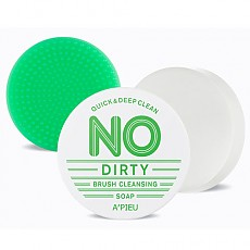 [A'PIEU] No Dirty Brush Cleansing Soap