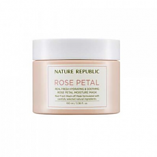 [Nature Republic] Real Fresh Rose Petal Moisture Mask
