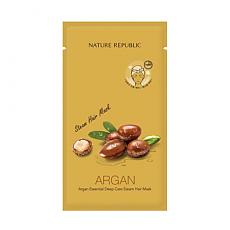 [Nature Republic] Argan Essential Deep Care Steam Hair Mask