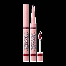 [3CE] Studio Velvet Cream Lip & Pencil #Desperado