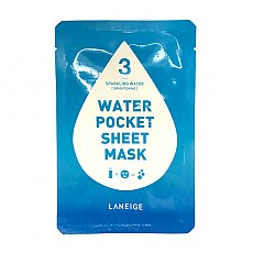 [Laneige] Water Pocket Sheet Mask #Sparkling Water