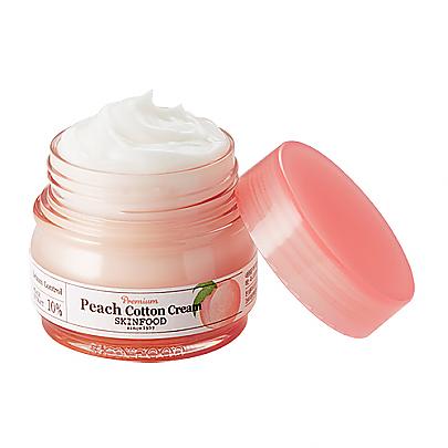 [Skinfood] Premium Peach Cotton Cream
