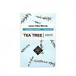 [Etude house] 0.2mm毫米空氣感植物水果面膜貼 (茶樹)