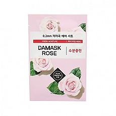 [Etude house] 0.2mm毫米空氣感植物水果面膜貼 (Damask Rose玫瑰)