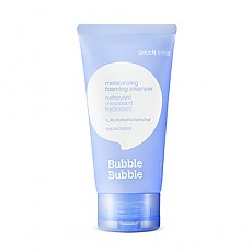 [The face shop] Bubble Bubble Moisturizing Foaming Cleanser 100ml