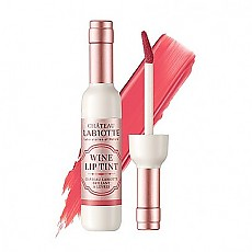 [LABIOTTE] 白紅酒瓶絲絨染唇液 #PK02