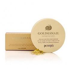 [Petitfee] Gold Snail 眼膜 (60ea)