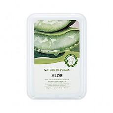[Nature Republic] Real Fresh Aloe Modeling Mask