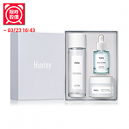 [Huxley] *Time Deal*  清爽補水套裝(營養保濕護膚水120ml+清爽補水面霜+補水精華素)