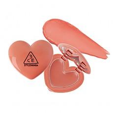 [3CE] Heart Pot Lip (Maroon Beige)