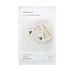 [Innisfree] My Real Squeeze Mask (Ginseng)
