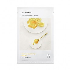 [Innisfree] My Real Squeeze Mask (Manuka Honey)