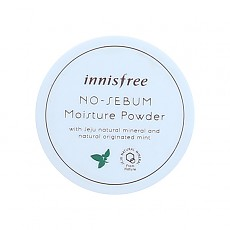 [Innisfree] No Sebum Moisture Powder 5g